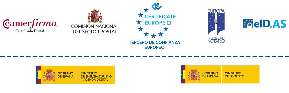 Avisos Certificados - Firma